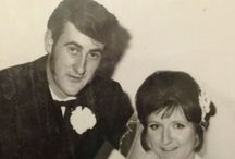 Mum and dad's wedding early 1970s