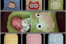 diy baby sleeping bags