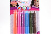 Grim'Sticks - Crayons de maquillage