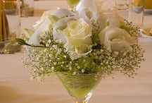 grand opening ideas - mixed arrangements