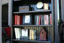 Bookshelves / by Chelsea Sealy Tucker
