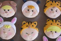 cupcakes ,minitortičky