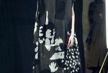 Handwerk: Textilien malen, drucken, verändern, ...