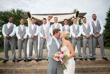 Morgan & Kevin - Wedding Photos / Wedding Photography by The Fountains Ballroom Floral Design by Memrical Design Studio