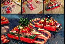 Christmas Stockings / Christmas ideas / by Amy Brandt Wardell