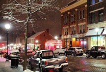 Winter Wonderland / by Visit Athens Ohio