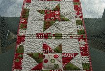 My likes quilting