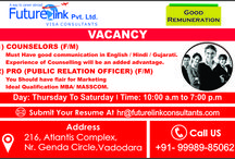 Vacancy / vacancy in Future Link