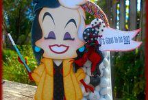 Disney Villains Blog Hop