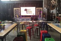 Meet South Africa / LED, Sound, Lighting, Stage and Set