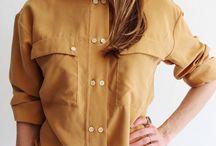 camisas / by ana stawski