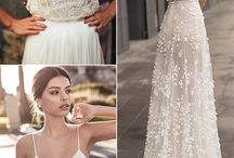 Wedding Dresses / Various wedding dress ideas for every style. Scroll, get inspirations and have fun!