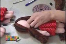 muñeca bolso