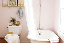 Hall bath remodel / by Aadila Memon