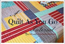 Quilt Tutorial / by Barbara Sherrill