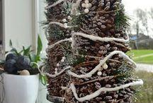 Jul hjemme