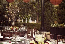 Tablescapes love / Time to set the table