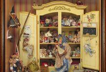 juguetera y juguetes