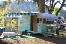 My Airstream Dream / Beautiful vintage campers