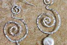 Earrings by Presence Jewelry Designs
