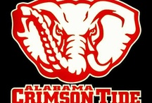 Roll Tide! / by Brandi Campbell