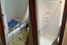 Bathtub to shower conversions by Home Smart Ind