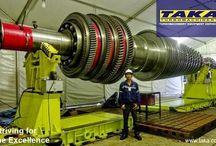 Turbomachiery Equippmet's Services #Turbinne