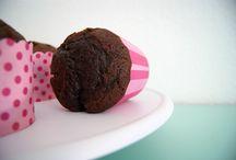 kaker og muffins