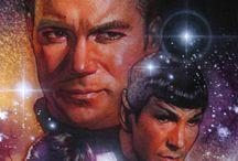 Start Trek / Dingen over Star Trek, mijn favourite tv serie. Things about Start Trek, my altime favourite show.