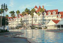 Walt Disney World Resorts / A glimpse at the beautiful resorts at the Walt Disney World resort in Florida