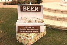Wedding Bar Ideas - wedding decor