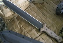 Knives, Swords, Weapons and Sharp things