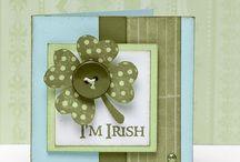 Cards - St Patricks Day