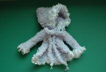 Minipletení / pletení na panenky