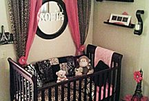 Baby Room Idea's