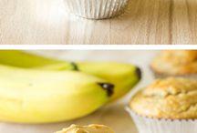Banán, arasidove maslo