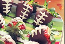 Game Day Appetizers / Recipes and party ideas for game day that we love.