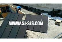 Solar Panel Amhorphous