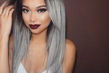 cabelos meyk e luki
