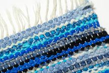 Beautiful blue- lovely vintage rag rugs from Sweden / Rugs of Sweden- We sell beautiful, vintage and antique Swedish rag rugs. These rugs are not only beautiful, they are pieces of history brought to your awareness. Each rug tells you its lively and soulful story. You can only imagine its proud creator and former owners. Now it's your turn to fall in love.   welcome to www.rugsofsweden.com