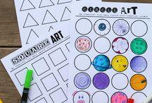 extra art activities