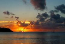 sunset/rise / by GailandDonald Dubose