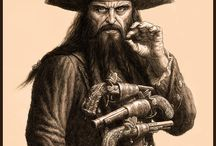 #Maudits Pirates ☠️