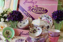 Tea Time Jolie Vaiselle