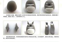 DIY fimo clay