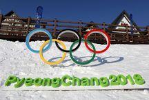 Pyeongchang winter olympic games 2018