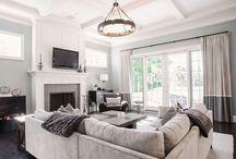 Decoración del hogar con muebles negros