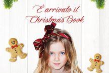 Merry Little Christmas / iDO ti regala il Christmas Book: consigli di stile, magiche decorazioni e tante idee per rendere il Natale ancora più speciale! Scaricalo subito >> http://goo.gl/bZDHD7 / by iDO Abbigliamento Bambini