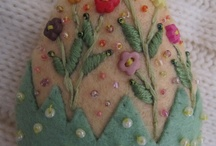 Húsvét / Rátétes és textil minták ünnephez kapcsolva
