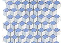 Мозайка стеклянная